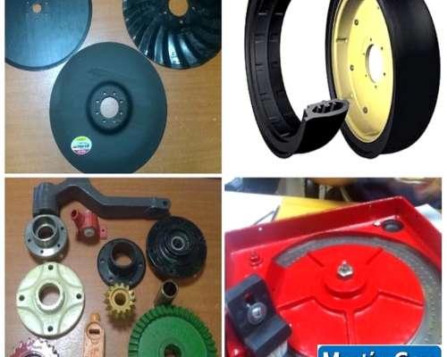 Batidores de Cosechadoras/ Esplangas