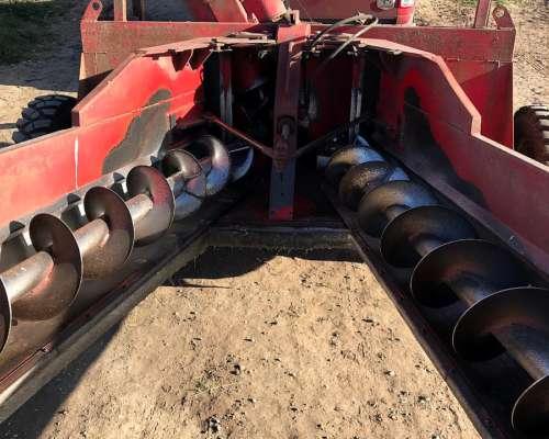 Extractora Balina Sistema Barredor