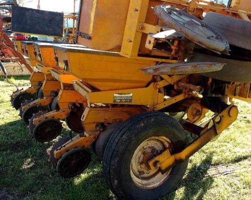 Sembradora Agrometal Tx 10 - 10 A 70- Mecánica - Alas - 2003