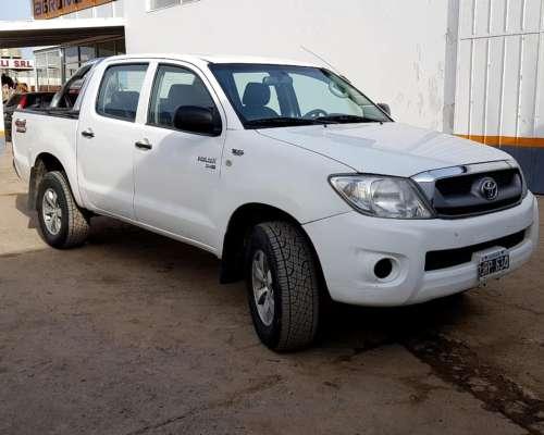 Toyota Hilux D/C DX 4X4 2011