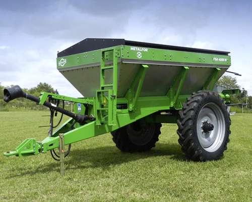 Fertilizadoras FSA 4500 H - Metalfor