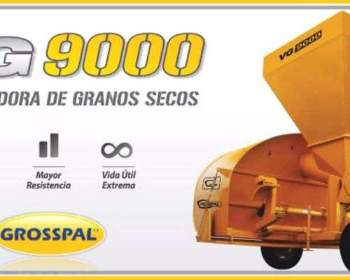 Embolsadora de Granos Secos Grosspal VG 9000
