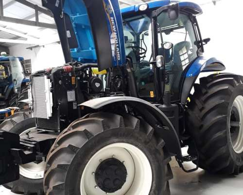 Tractor New Holland T7 190