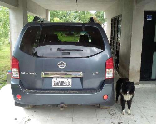 Nissan Pathfinder 2008 4X4 SE Aceptan Permutas