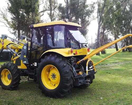 Tractor Pauny 180a con Pala . Vend Cignoli Hnos
