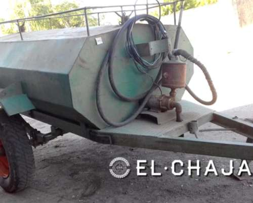 Tanque de Combustible 1500 Litros.