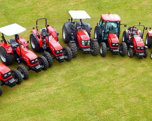 Apache Solis Tractores .
