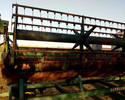 Cabezal Arrocero 620 R