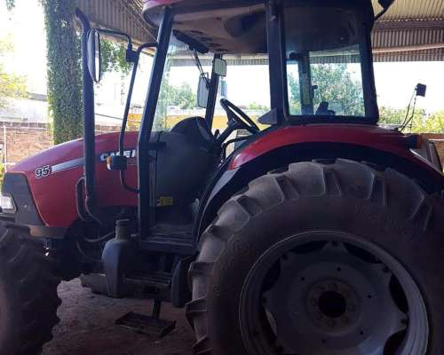 Tractor Case Jx95, 4x4, Cabina C/aa, 4900 HS.