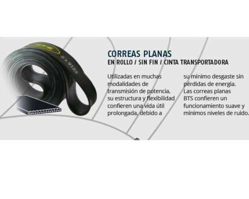 Correas Planas sin Fin para Desmalezadora 5 X 8240