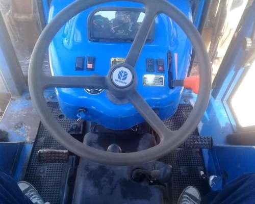 Tractor New Holland 7630 con Pala y Cabina