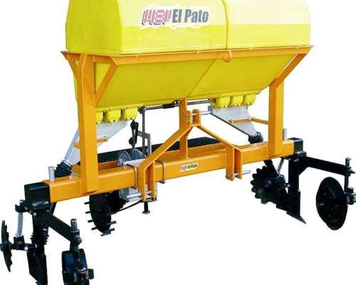 Fertilizadora de Frutales FQ