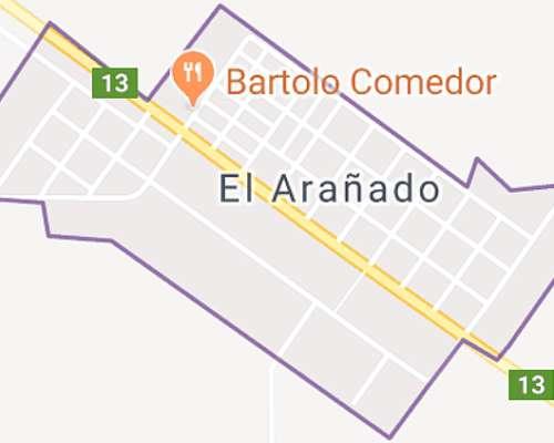 51ha Campo en el Arañado