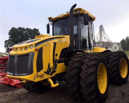 Tractor Pauny 580 Bravo con Duales 18.4x38