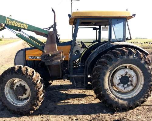 Tractor Valtra BL88 con Pala Frontal