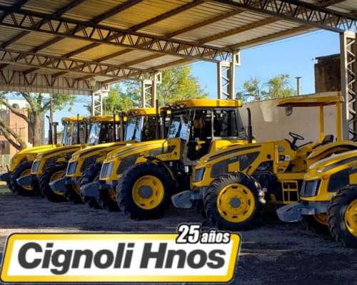 Tractor Pauny 280 Evo, CUB 24-5-32 , Cignoli Hnos