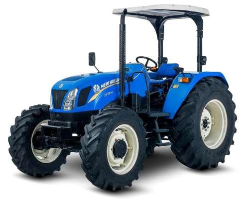 Tractor New Holland TT 4.75 4wd Único en el País