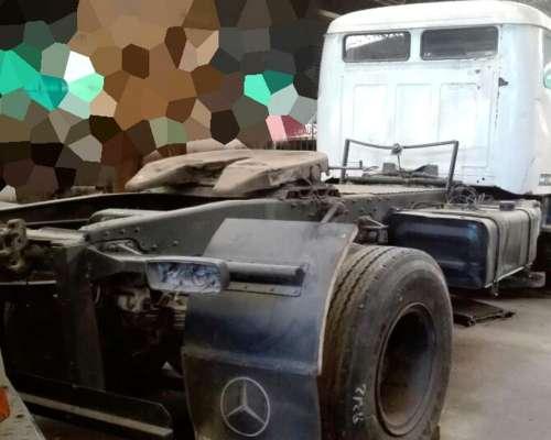 Mercedes-benz L1526/48 Modelo 1986 Anticipo y Cuotas