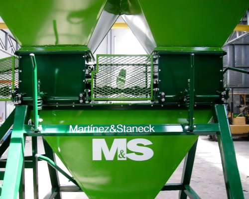 Moledora Estatica Martinez y Staneck Twin 699