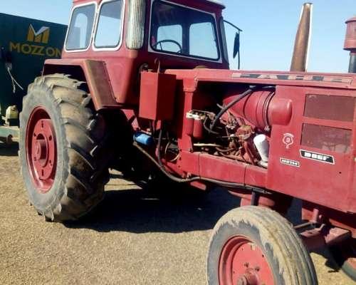 Tractor Deuz Fahr 86