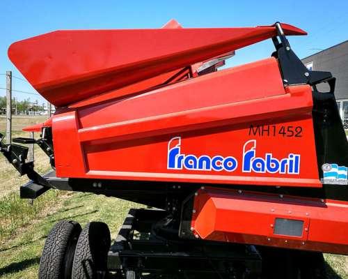 Maicero Franco Fabril Nuevo de 14 a 52 cm