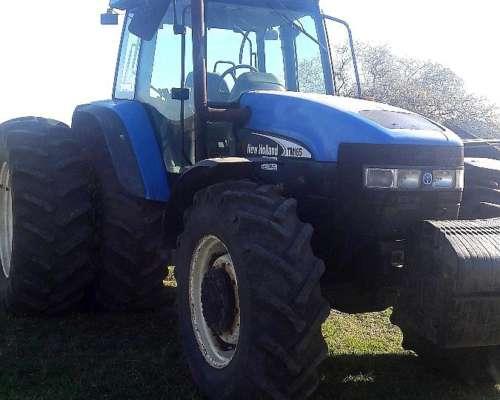 Tractor New Holland TM-165-2004 Doble Traccion-power Shift