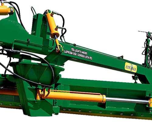Niveladora N-3600 4 R