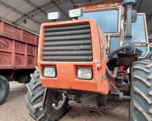 Tractor Zanello con Deutz Nuevo y TDF