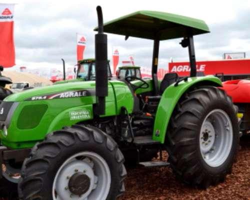 Tractor Agrale 575.4 Doble Tracción Industria Argentina