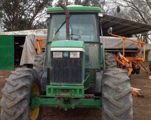 Tractor John Deere 7505