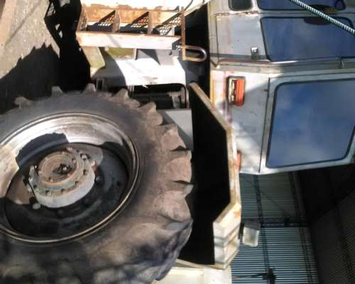 Tractor Pampero ARTICULADO14 160