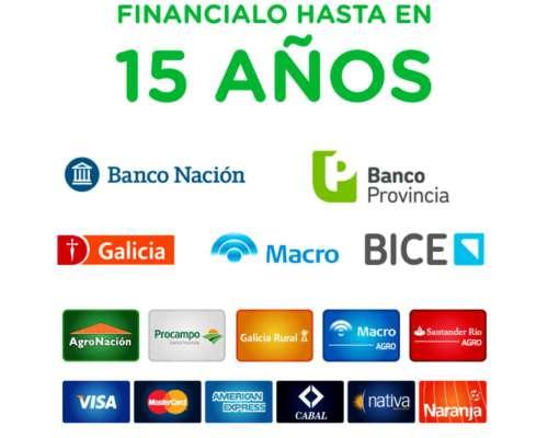 Banderillero y Mapeador Satelital DUX Financiacion en Pesos