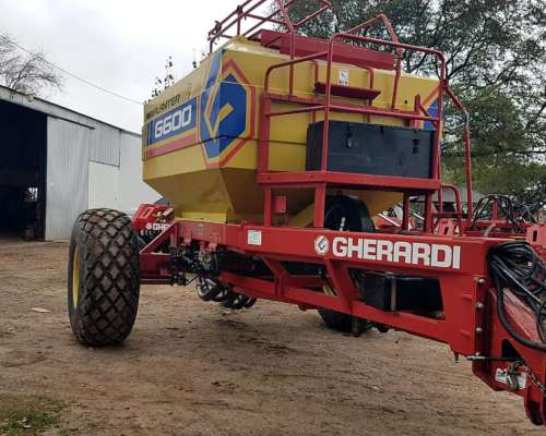 Sembradora Gherardi 6600 AIR Planter