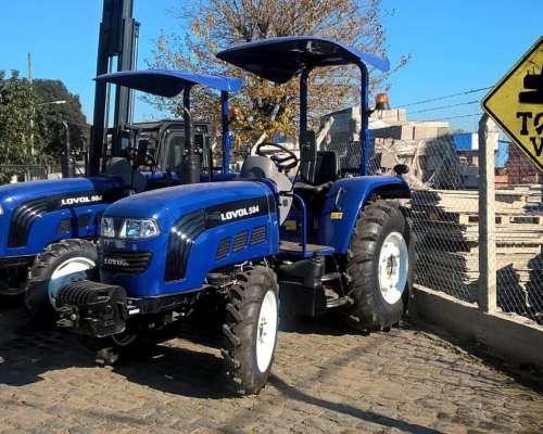 Tractor Lovol 504 4X4 2018 50hp Xinchai Financio Todo Vial