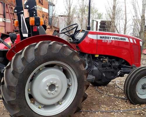 Massey Ferguson 2615 Nuevo 50 HP 3 Puntos Financiado