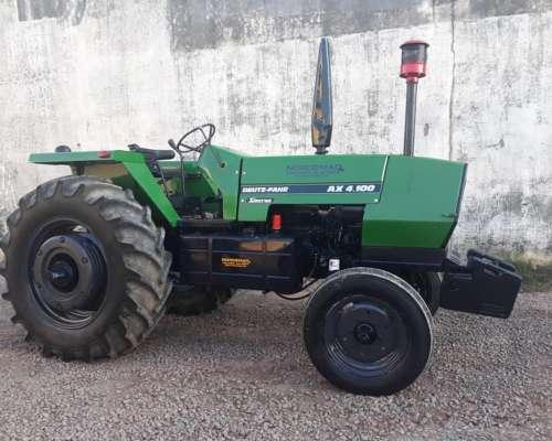 Tractor Deutz AX 4100