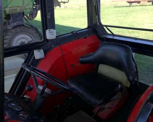 Tractor Massey Ferguson 1195 L C/cabina y Climatix