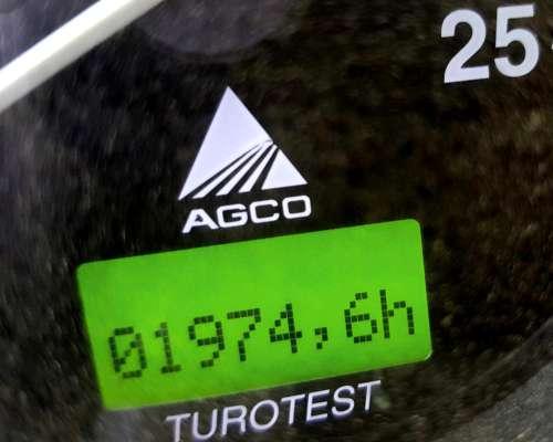 Agco Allis 6.125 año 2015 Doble Tracción