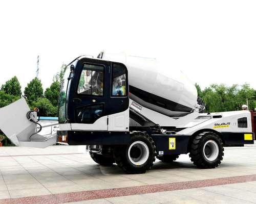Autohormigonera Taurus Hormigonera Trompo Mezclador Camión