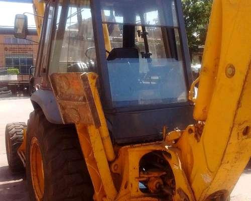 Pala con Reto, Case, 580l Turbo 4X4