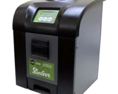 Humedimetro / Higrómetro Delver HD-1023 . con Impresora.