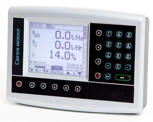 Ceres 8000i - Monitor De Rendimiento Rds