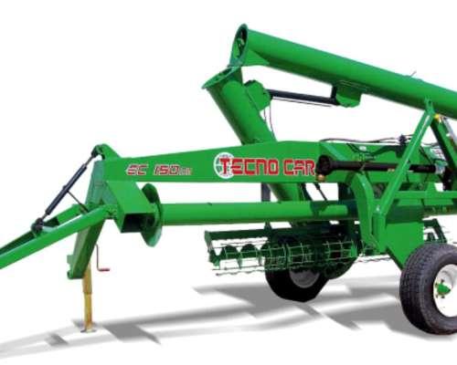 Extractora de Grano Tecno CAR EC-150