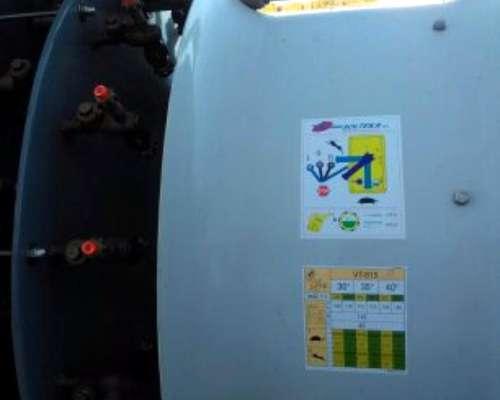 Pulverizador Atomizador a Turbina Praba ATO 2100 Lts