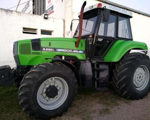 Tractor Agco Allis 6.220 Paton