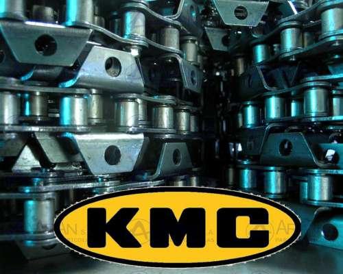 Juego Cadenas Acarreador KMC Bernardin M24 (K4 y K8)