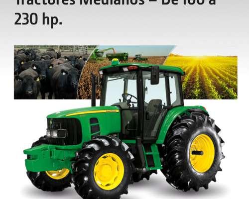 Tractor John Deere 7230r