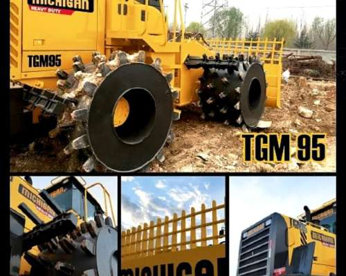 Topadoras Compactadora de Residuos Michigan