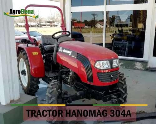 Tractor Hanomag 304a Doble Tracción