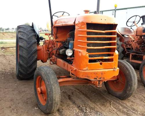 Tractor Fiat 60 Traccion Simple